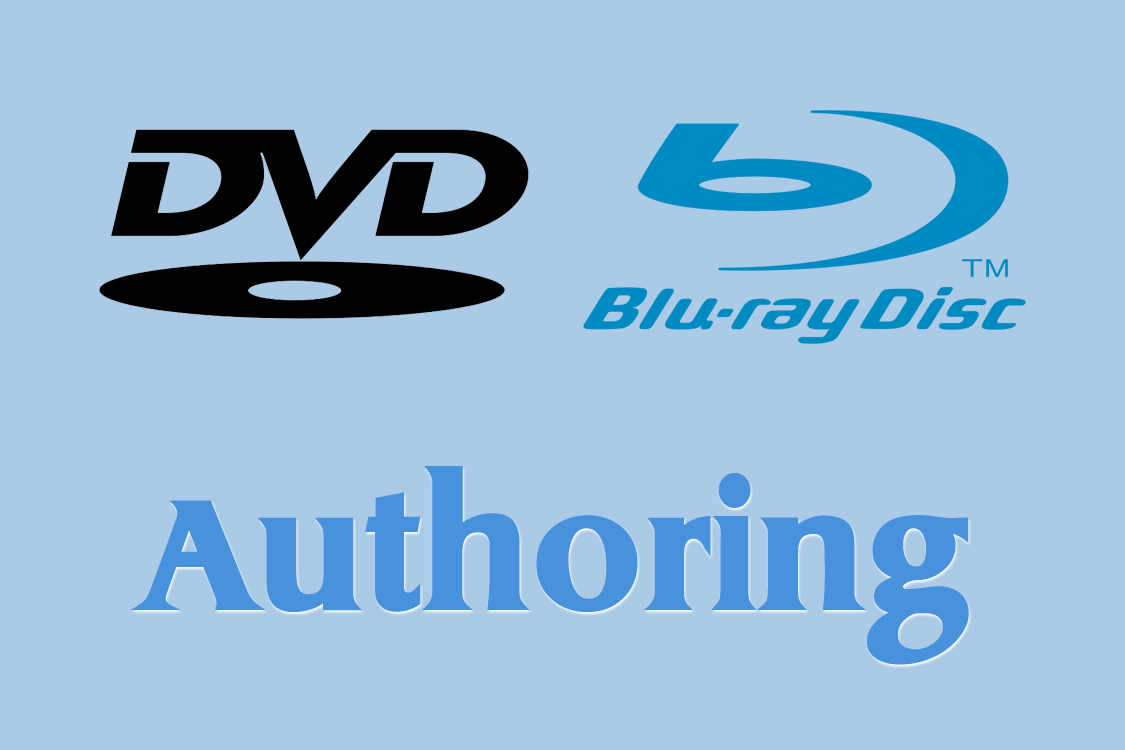 O.K. Video DVD & Blu-ray Authoring
