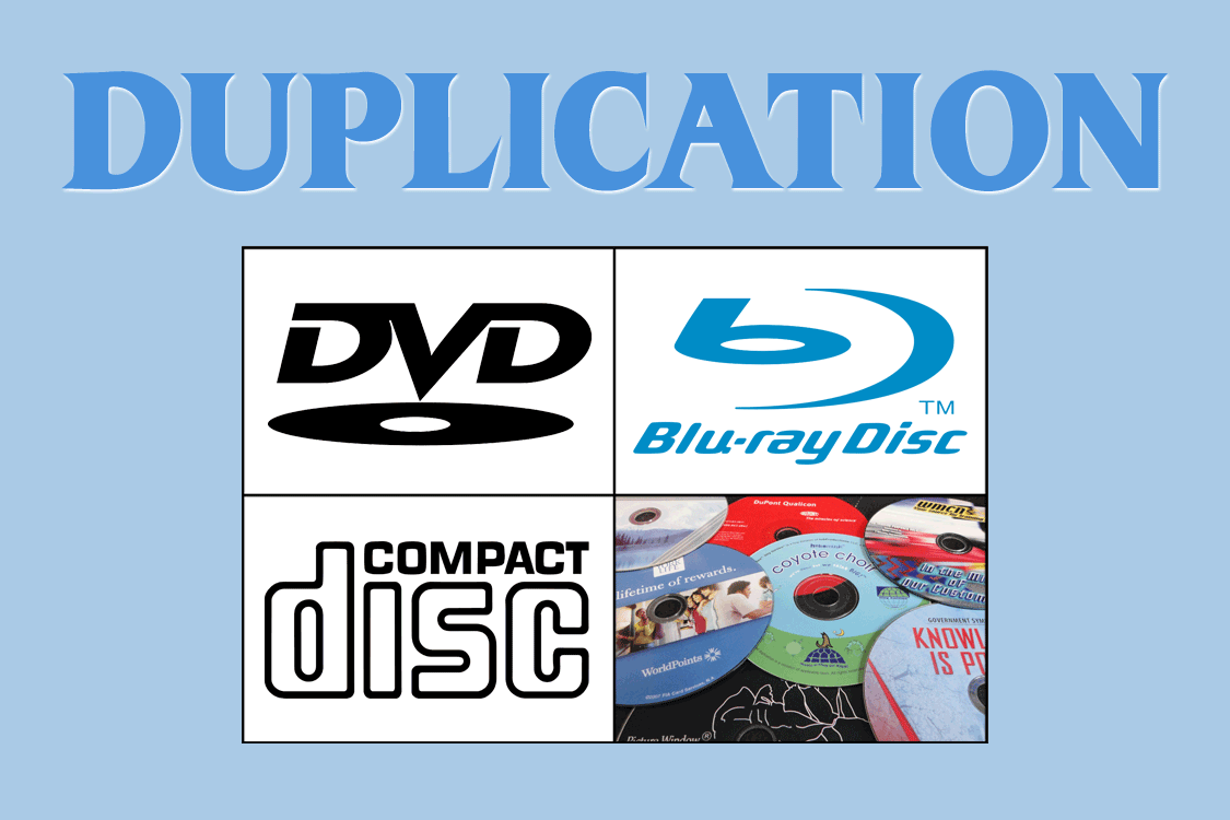 O.K. Video DVD, CD & Blu-ray Duplication