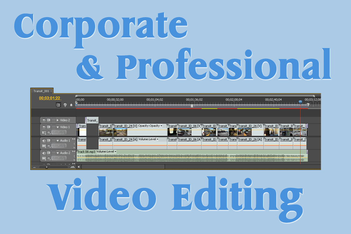 O.K. Video Corporate and Professional Video Editing