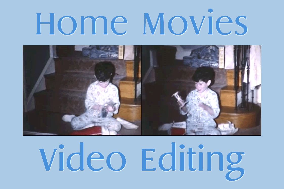 O.K. Video Home Movie Editing
