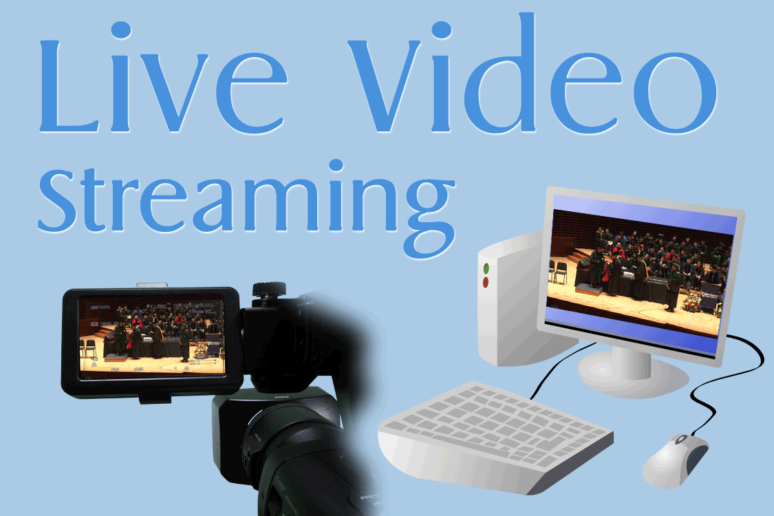 O.K. Video Live Streaming for Events