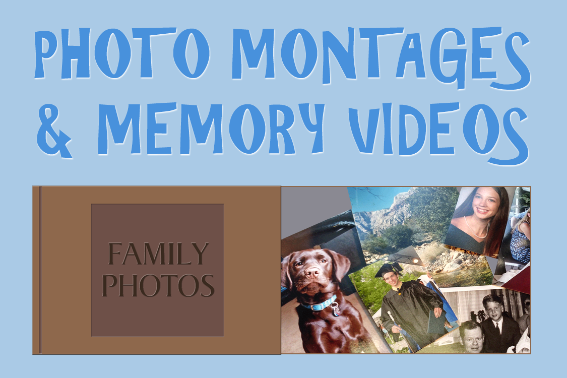 O.K. Video Photo Montages and Memory Videos