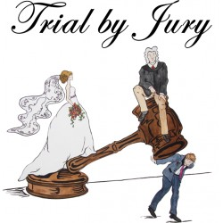 "Gilbert & Sullivan Society Chester County ""Trial By Jury,"" Saturday, December 5, 2015"