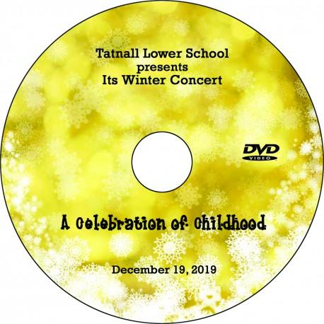 Tatnall School: Lower School Holiday Concert, December 19, 2019