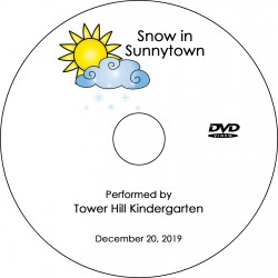 "Tower Hill School: Kindergarten ""Snow in Sunnytown,"" December 20, 2019"