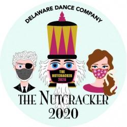 "Delaware Dance Company ""The Nutcracker,"" Sunday, December 13, 2020 Show"