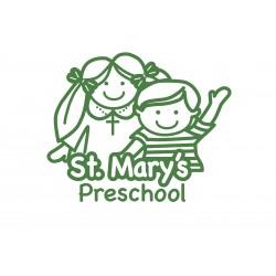 Saint Mary's Preschool Graduation 2021