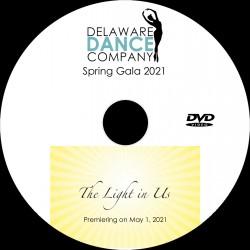 "Delaware Dance Company ""The Light in Us: DDC's Spring Gala,"" Saturday, April 17, 2021"
