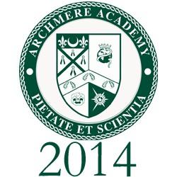 Archmere Academy Graduation 2014