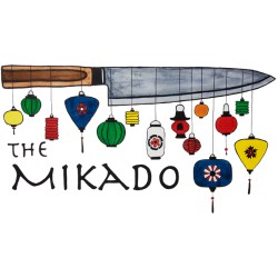 "Gilbert & Sullivan Society of Chester County ""The Mikado,"" Saturday, January 30, 2016 Evening Show DVD"