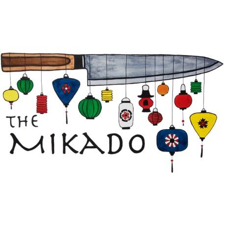 "Gilbert & Sullivan Society of Chester County ""The Mikado,"" Saturday, January 30, 2016 Evening Show DVD"