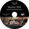"Emerald Isle Academy of Irish Dance ""Recital 2014,"" Saturday, December 13, 2014 Show DVD"