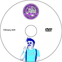 "Gilbert & Sullivan Society Chester County ""Patience,"" Saturday, February 8, 2014 Matinee Show DVD"
