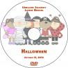 "Ursuline Academy ""Halloween Parade,"" Friday, October 31, 2014 Show DVD"