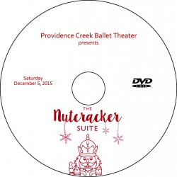 "Providence Creek Ballet Theatre ""The Nutcracker Suite,"" Saturday December 5 & Sunday December 6, 2015"