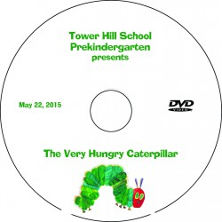 "Tower Hill School ""Pre-Kindergarten Show,"" Friday, May 22, 2015 Show DVD"