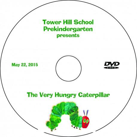 "Tower Hill School ""Pre-Kindergarten Show,"" Friday, May 22, 2015 Show DVD"