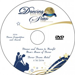 Dancing with the Delaware Stars Dance Competition, January 18, 2014, DVD