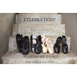"Dance Factory ""Celebration,"" May 22, 2016 Performance DVD"