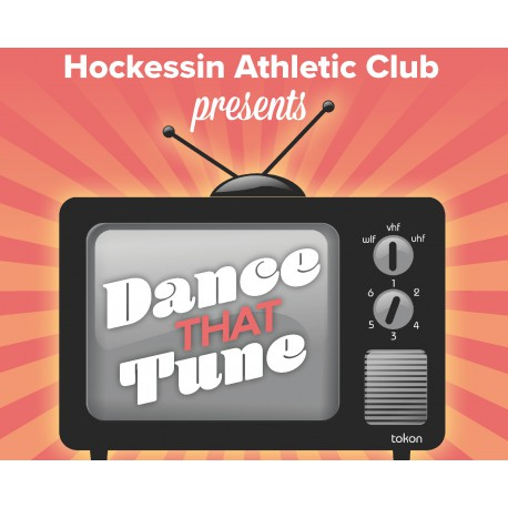 "Hockessin Athletic Club ""Dance That Tune"" Saturday, May 21, 2016 1:00 & 6:00   Recital DVDs"