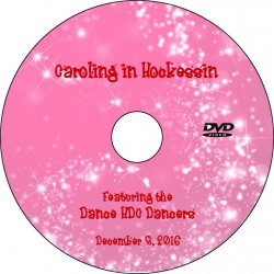 "Dance HDC ""Caroling In Hockessin,"" Thursday, December 8, 2016 DVD"