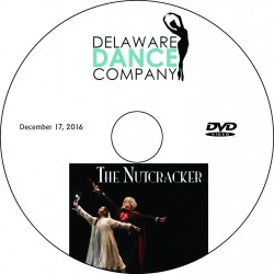"Delaware Dance Company ""The Nutcracker,"" December 17, 2016 2:00 & 7:00 Shows DVDs / Blu-rays"
