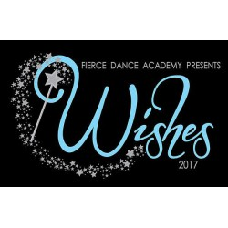"Fierce Dance Academy 2017 Recital, Friday & Saturday, June 16 & 17, 2017 ""Wishes"" DVD / Blu-ray"
