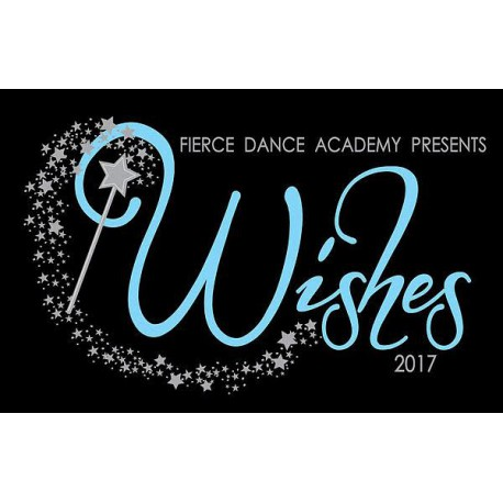 Fierce Dance Academy 2017 Recital, Friday & Saturday, June 16 & 17, 2017 Shows DVD / Blu-ray