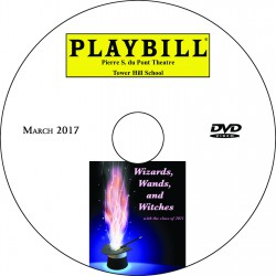 "Tower Hill School 8th Grade ""One Acts,"" Friday, February 24, 2017 Evening Show DVD / Blu-ray"