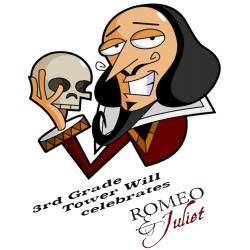 "Tower Hill School Third Grade ""Tower Will Celebrates Romeo and Juliet,"" Friday, November 17, 2017 DVD / Blu-ray"