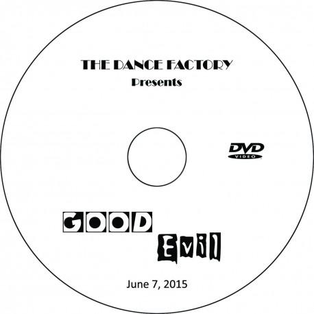 """Dance Factory """"Good vs. Evil,"""" June 7, 2015 Performance DVD"""