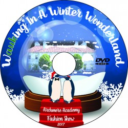 "Archmere Academy Mothers' Guild Fashion Show, ""Walking In A Winter Wonderland,"" Sunday, December 3, 2017 DVD / Blu-ray"