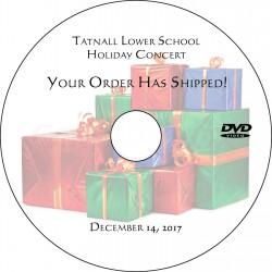 Tatnall Lower School Holiday Concert, Thursday, December 14, 2017 DVD / Blu-ray