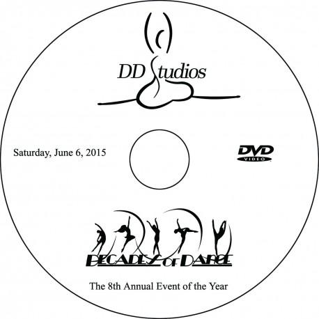 """DanceDelaware """"Decades of Dance,"""" Friday & Saturday, June 5 & 6, 2015"""