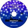 "Danceworks Dance Studio ""Broadway Bound,"" June 28, 2015 Recital DVD"