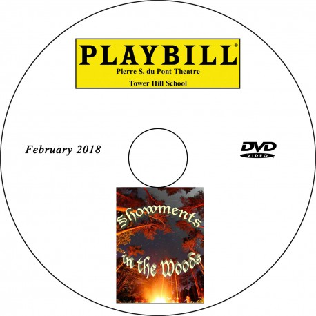 """Tower Hill School 8th Grade """"One Acts,"""" Thursday, February 15, 2018 Evening Show DVD / Blu-ray"""