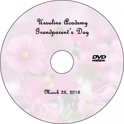 "Ursuline Academy ""Grandparents' Day,"" Wednesday, March 28, 2018 DVD / Blu-ray"
