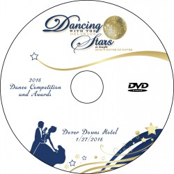 Dancing with the Delaware Stars Dance Competition, Saturday, January 27, 2018 DVD / Blu-ray