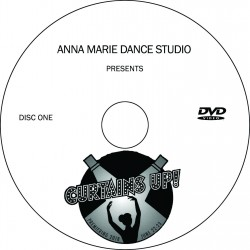 "Anna Marie Dance Studio ""2018 Recital,"" Friday, June 22, 2018 DVD / Blu-ray"
