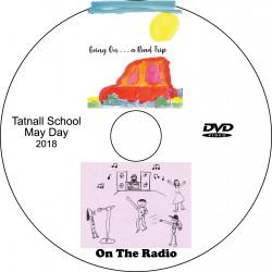 Tatnall School May Day, Friday, May 11, 2018 DVD / Blu-ray