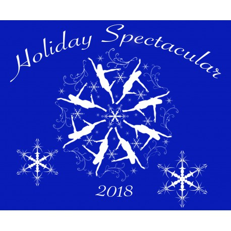 "Angela Bates Dance Academy ""Holiday Spectacular 2018,"" December 15, 2018 1:00 & 5:00 Shows DVDs / Blu-rays"