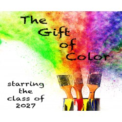 "Tower Hill School 4th Grade ""The Gift of Color,"" Thursday, January 10, 2019 Evening Show DVD / Blu-ray"