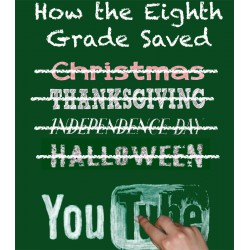 "Tower Hill School 8th Grade ""How the Eighth Grade Saved…YouTube,"" Thursday, January 24, 2019 Evening Show DVD / Blu-ray"