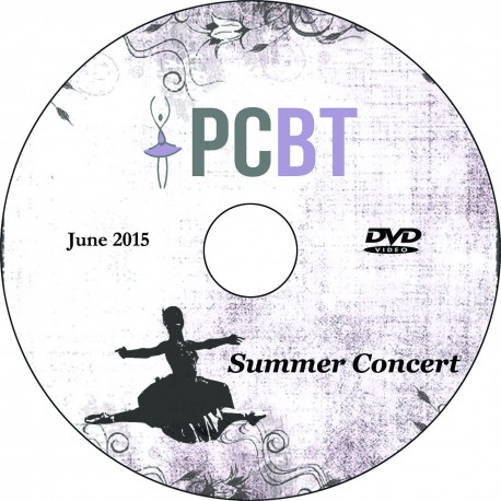 "Providence Creek Ballet Theater ""Summer Concert 2015,"" Full June 13 Show + June 14 Paquita Performance Combination DVD"