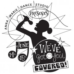"Anna Marie Dance Studio ""We've Got You Covered!,"" Friday, June 14, 2019 DVD / Blu-ray"