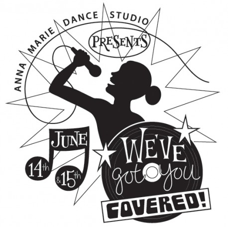 """Anna Marie Dance Studio """"We've Got You Covered!,"""" Friday, June 14, 2019 DVD / Blu-ray"""