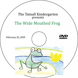"Tatnall School Early Childhood ""Kindergarten Musical,"" Friday, February 22, 2019 DVD / Blu-ray"