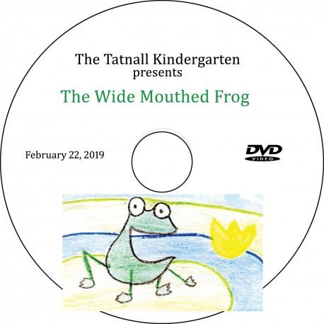 "Tatnall School Early Childhood ""Kindergarten Musical,"" Friday, February 22, 2019 DVD / Blu-ray"