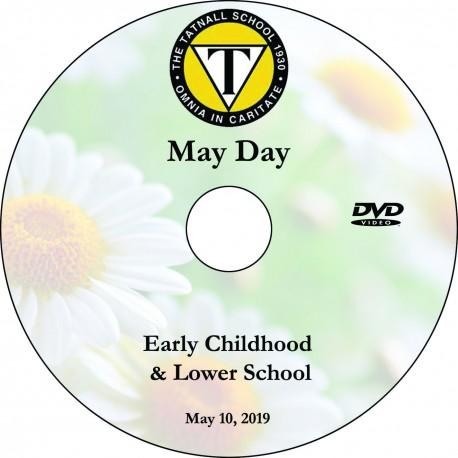Tatnall School May Day, Friday, May 10, 2019 DVD / Blu-ray