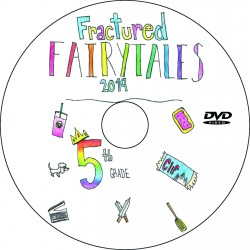 "Tower Hill School 5th Grade ""Fractured Fairy Tales,"" Wednesday, March 6, 2019 DVD / Blu-ray"